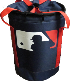 Home Travel Bags Atlanta Braves Mlb Logo Ball Baseball Bag