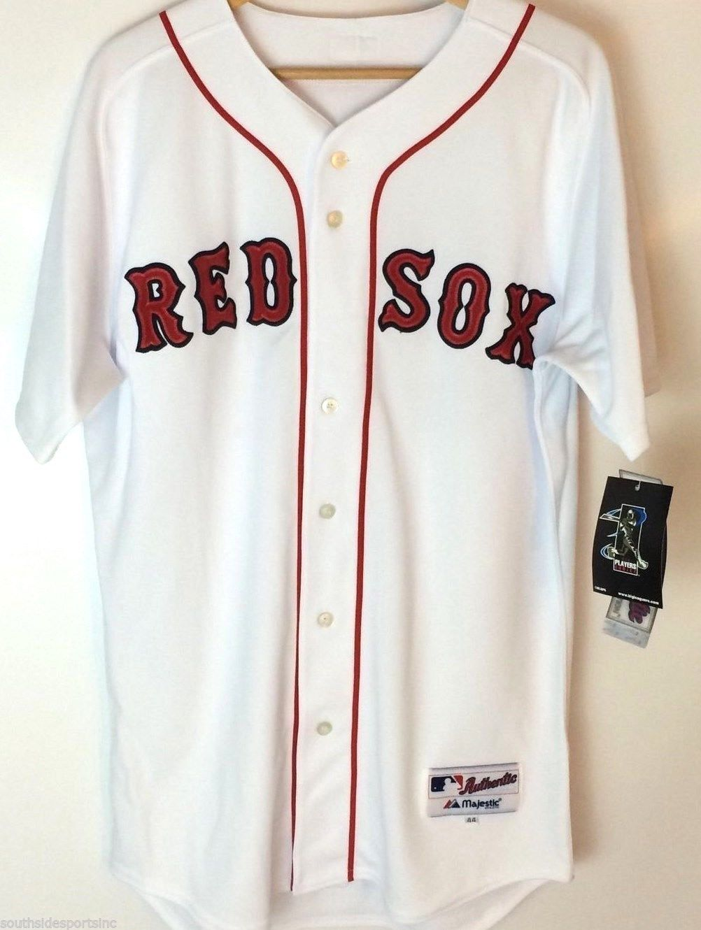 Home   Authentic MLB Baseball Jerseys   David Ortiz Boston Red Sox  Authentic Game Jersey Home Pick Size be0af733d83
