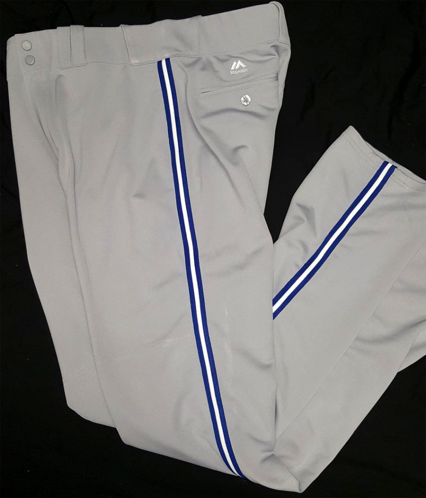 Blue Jays Grey Pant