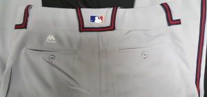 Atlanta Braves Grey Pro