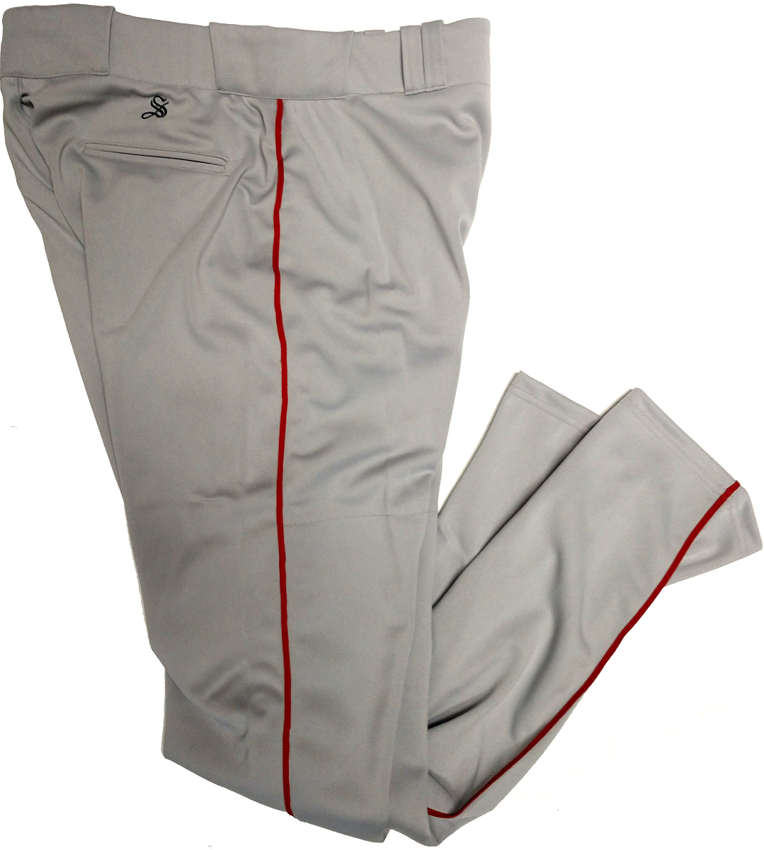 Southside gray red pants