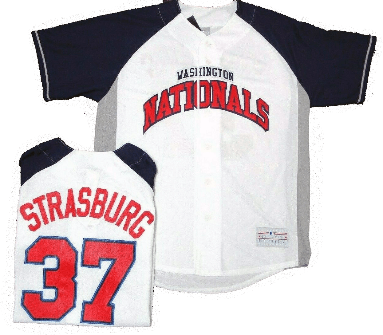 Strasburg 37 Washington Nationals